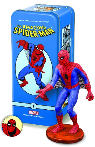 (Dark Horse Deluxe Classic Marvel Characters #1: Spider-Man Statue)