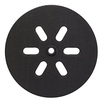 Bosch 2 608 601 051 - Plato de lija - weich, 150 mm (pack de 1) 2608601051