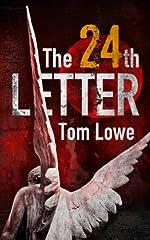 The 24th Letter (Sean O'Brien Book 2)