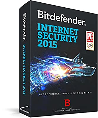 Bitdefender Internet Security 2015 - up to 3 PCs, 1 year [Download]