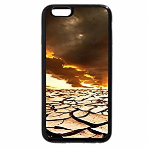 iPhone 6S / iPhone 6 Case (Black) Drought