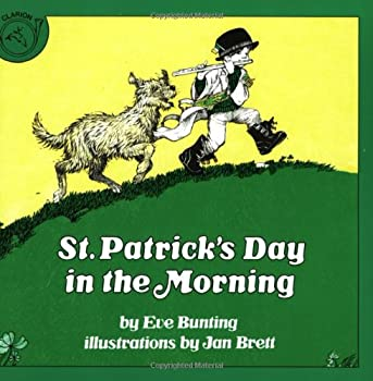 St. Patrick's Day in the Morning 0395290988 Book Cover