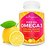 tuna omega 3 fish oil - Fish Oil Omega 3 - Fish Oil for Women - Fish Oil for Men - Small Fish Oil for Kids Boys Girls Teens Adults Children - Nordic Ocean Alaska Omega 3 - Pure Super Ultra Burpless Pills