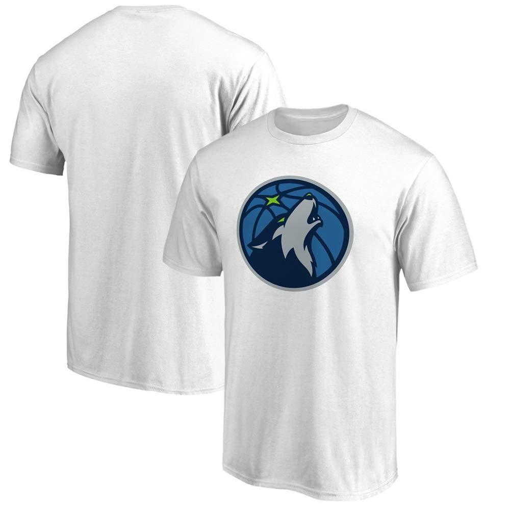 Camiseta NBA Minnesota Timberwolves Fan Ropa De Baloncesto Cómoda ...