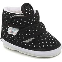 CHiU Chu-Chu Black Shoes with Strap