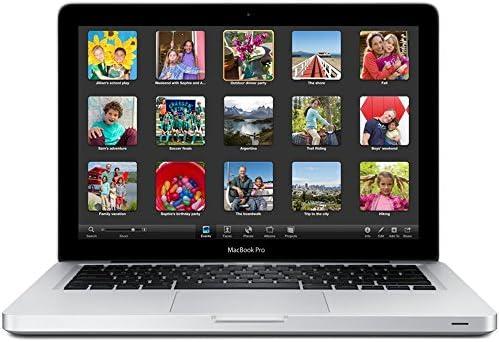 Apple 13 Inch MacBook Pro / MD101LL/A / 2.5GHz Intel Core i5, 4GB RAM – (Renewed) 51T6oqSZFOL