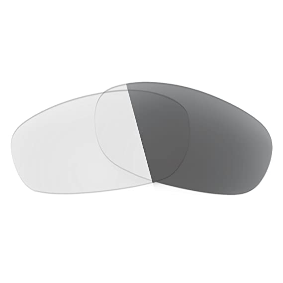 98048dd8cd Revant Replacement Lenses for Ray-Ban Predator 2 RB2027 Elite Adapt Grey  Photochromic  Amazon.co.uk  Clothing