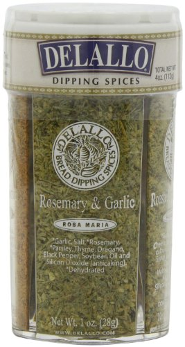 DeLallo Dipping Seasoning Spices, 4-Ounce Unit (Pack of (Dipping Seasoning)