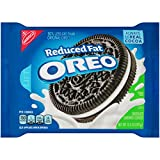 Oreo Reduced Fat Chocolate Sandwich Cookies, 14.3 Ounce (Pack of 12)
