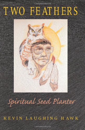 Two Feathers: Spiritual Seed Planter
