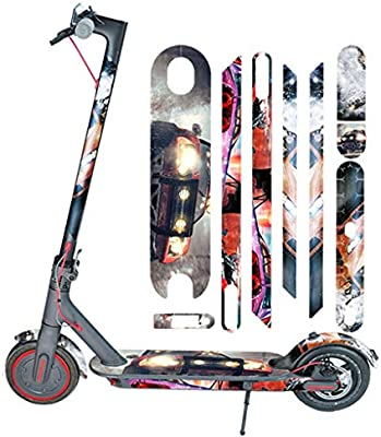 Sumeier Scooter Body Stickers Tape Paster Decal Accessories