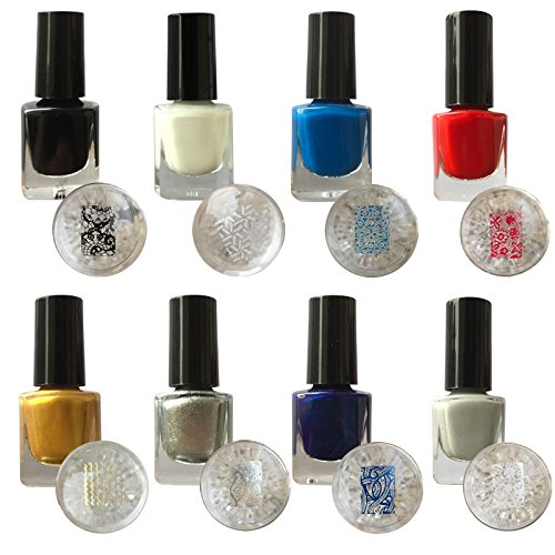 nail polish basic colors set - 9