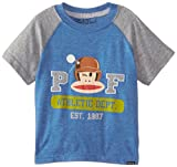 Paul Frank Boys' Athletic Department Raglan T-Shirt