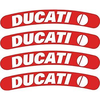 Ducati Performance Wheel Stripe Kit