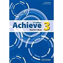 Achieve: Level 3 Teacher's Book by Sheila Dignen (2013-10-05)