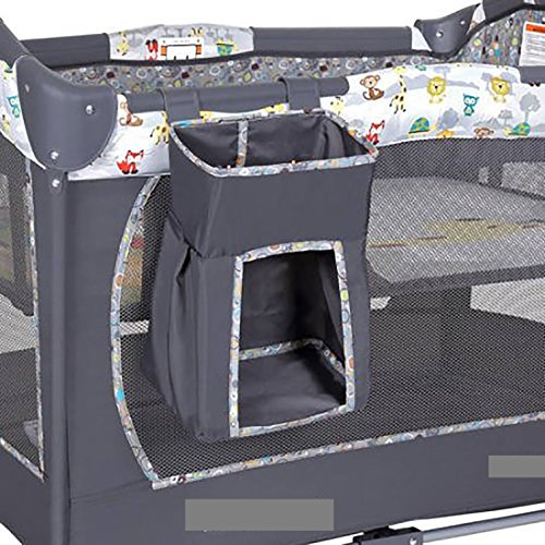 Baby Bassinet Crib Infant Bed Cradle Nursery by Nikkycozie (Image #1)