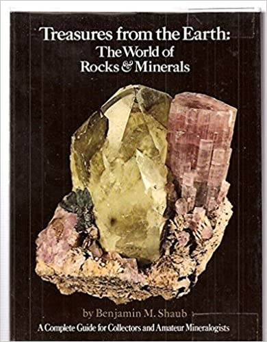 Treasures from the Earth: The World of Rocks and Minerals