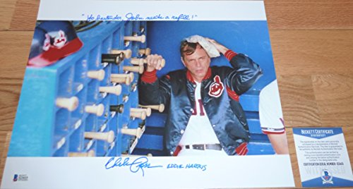 Beckett-BAS Autographed Signed Chelcie Ross Inscribed