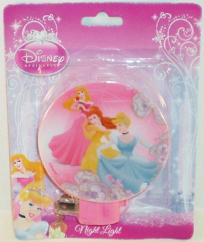 Disney Princess Sleeping Beauty, Belle, & Cinderella Pink Night -