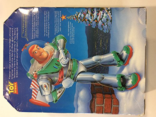 Toy Story Holiday Hero Talking Buzz Lightyear to the Rescue