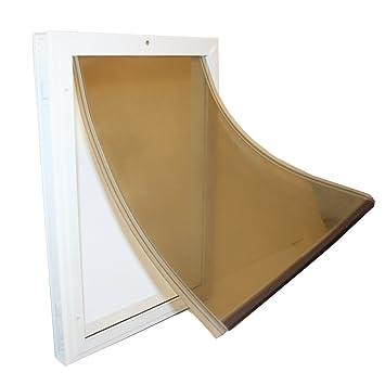 havahart medium aluminum pet door - Doggie Door