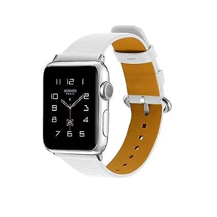 artistic9 para reloj de pulsera Accesorios para iWatch 38 mm de 22 ...