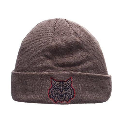 new product f5bc2 aea36 Arizona Wildcats Cuffed Knit Hats