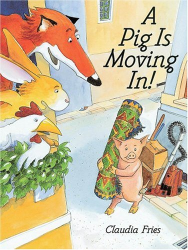A Pig Is Moving In