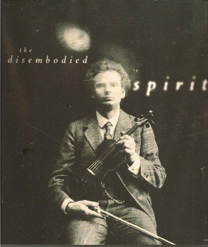 The disembodied spirit pdf