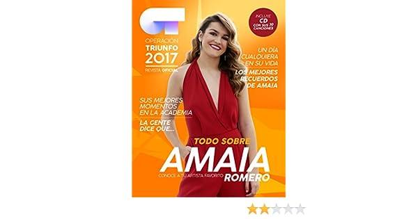 Operación Triunfo 2017: Sus Canciones. Edición firmada, limitada.: Amaia Romero, Amaia Romero: Amazon.es: Música