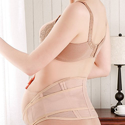 Cintura Addominale Gravidanza Support Pelle Colore Gravity per Addominale Dexinx Fascia Pancia Legatura Comoda Maternity Regolabile Della Cintura RtOWq