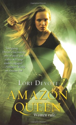 Amazon Queen (Amazons, Book 2)