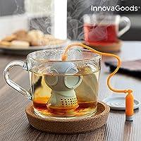InnovaGoods IG814830 Infusor de Té de Silicona Diver·T