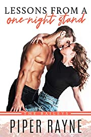 Lessons from a One-Night Stand (The Baileys Book 1)