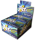 Jolt Caffeine Energy Gum, Icy Mint, 12 Count (Pack of 2) from GumRunners LLC