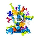 Fat Brain Toys Squigz Deluxe 50 Piece Set
