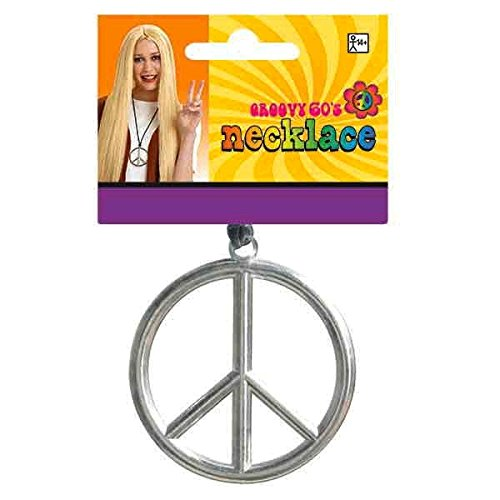 Peace Sign Necklace ()