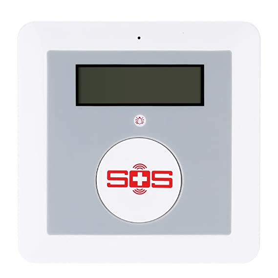 KKmoon Wireless GSM SMS Home Security Alarm System with SOS for ...