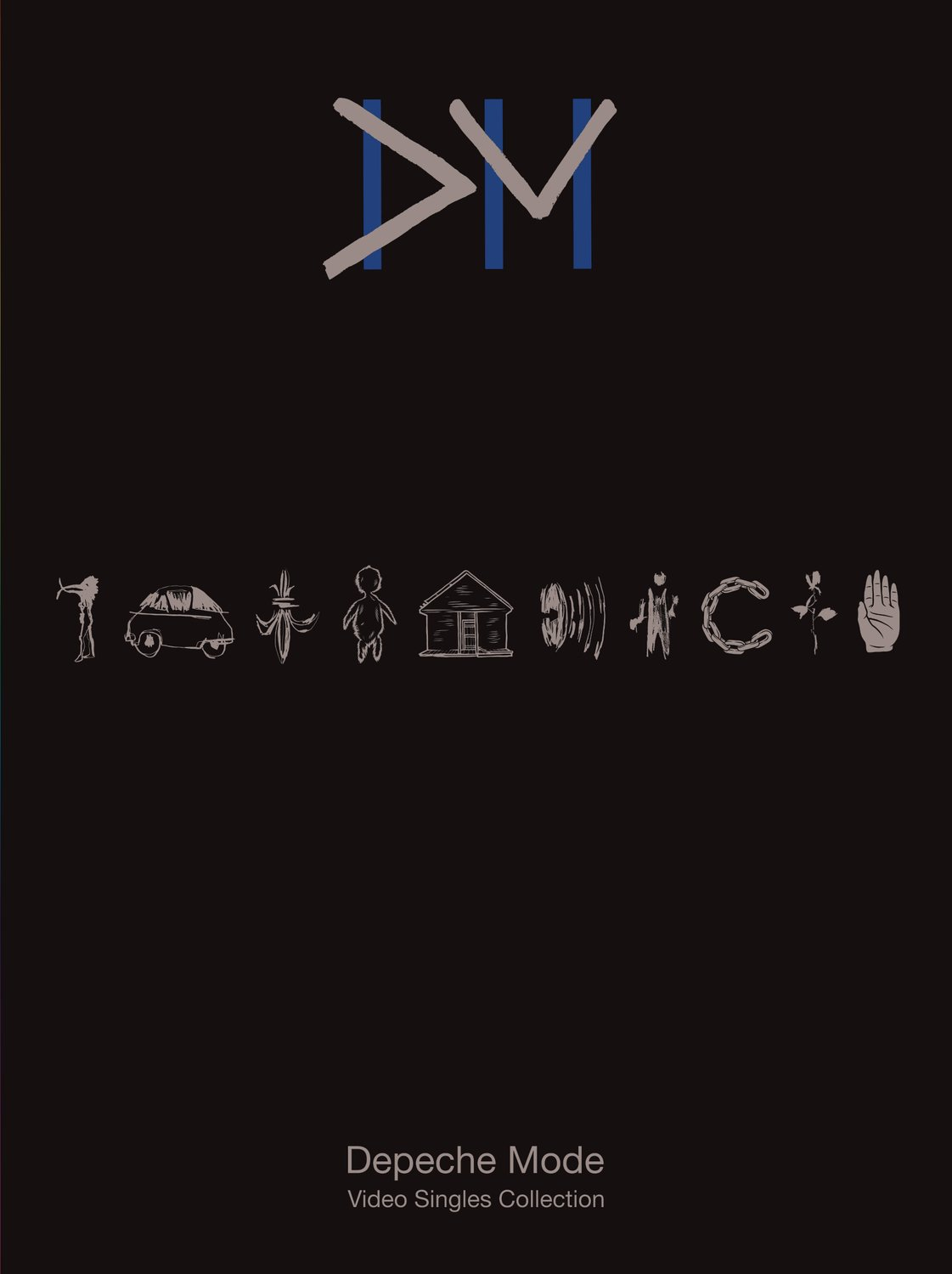 DVD : Depeche Mode - Video Singles Collection (Boxed Set, 3 Disc)