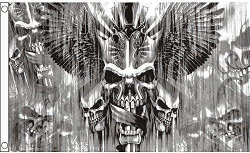 Drapeau tête de mort 12