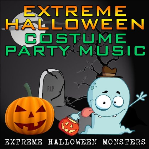 Extreme Halloween Costume Party Music -