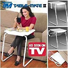 Table Mate 2 Multipurpose Folding TV Tray Laptop Table ** UK SELLER** by B&L