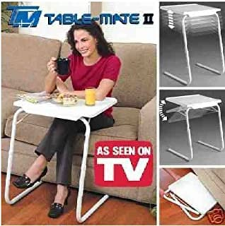 Bu0026L Table Mate II Multipurpose Folding Table