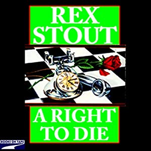A Right to Die Audiobook