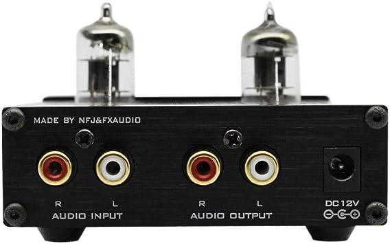 Docooler fx-Audio Mini HiFi Audio Preamplificador 6 K4 Amplificador...