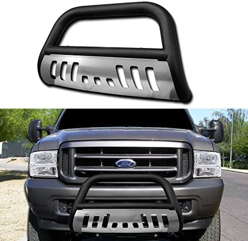 2000 2002 2001 2006 2007 Ford F-350 Super Duty 2005 OC Parts Ford F-350 Super Duty Deluxe Black Bull Bar//Push Bar for The 1999 2004 2003