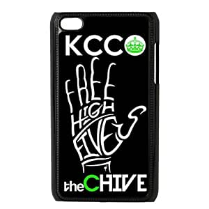 So Cool Design The Finger Of Letters For Quotes Ipod Touch 4 Best Durable Cover Case