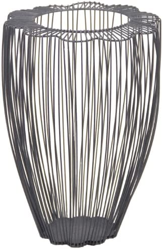 Privilege International 18527 Iron Vase, Small