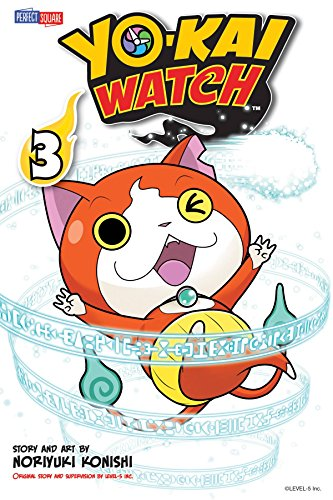 Top 10 best yokai watch vol 3 2019