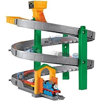 Thomas & Friends Take-n-Play Sodor Spiral Run